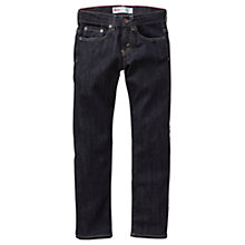 Buy Levi's 511 Boys' Slim Fit Dark Denim Jeans, Blue Online at johnlewis.com