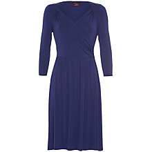 Buy allegra by Allegra Hicks Sophia Dress, Blackberry Online at johnlewis.com