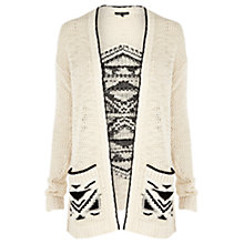 Buy Warehouse Masai Cardigan, Multi Online at johnlewis.com