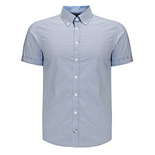 Buy Tommy Hilfiger Joseph Check Short Sleeve Shirt Online at johnlewis.com