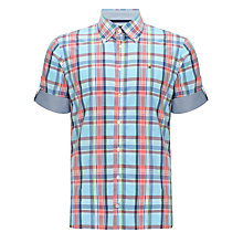 Buy Tommy Hilfiger Jason Check Shirt Online at johnlewis.com