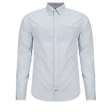 Buy Tommy Hilfiger Stripe Long Sleeve Shirt Online at johnlewis.com