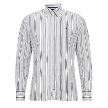 Buy Tommy Hilfiger Hines Stripe Long Sleeve Shirt Online at johnlewis.com