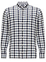 Buy Tommy Hilfiger Arthur Check Long Sleeve Shirt, Blue/White, M Online at johnlewis.com