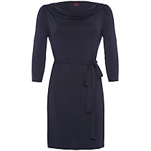 Buy allegra by Allegra Hicks Charlotte Dress, Midnight Online at johnlewis.com