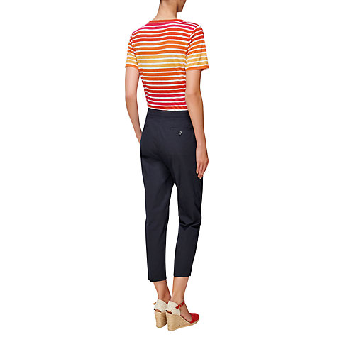 Buy Jaeger Capri Trousers Online at johnlewis.com