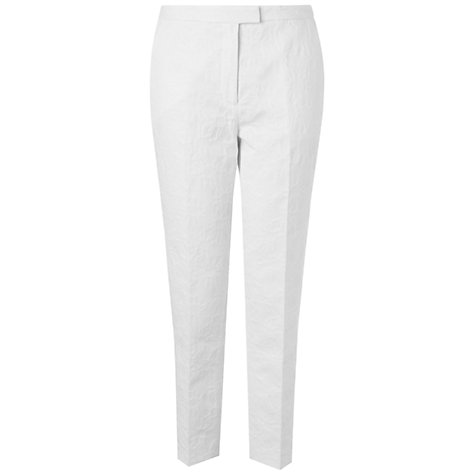 Buy Jaeger Matalasse Trousers Online at johnlewis.com
