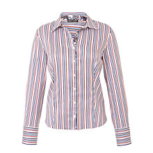 Buy Gerry Weber Striped Shirt, Multi Online at johnlewis.com