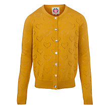 Buy Yumi Girl Woodland Cardigan Online at johnlewis.com