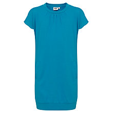 Buy Kin by John Lewis Girls' Tunic Dress, Teal Online at johnlewis.com