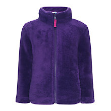 Buy John Lewis Girl Fluffy Fleece Sweat Top Online at johnlewis.com
