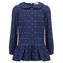 Buy John Lewis Girl Collar Blouse Online at johnlewis.com