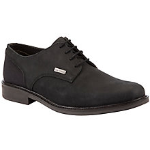 Buy Barbour Cottam Leather Derby Shoes Online at johnlewis.com