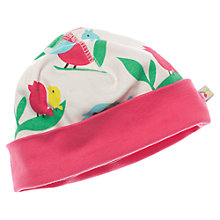 Buy Frugi Baby Birdie Hat, Multi Online at johnlewis.com