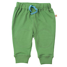 Buy Frugi Baby Organic Cotton Pull Up Trousers Online at johnlewis.com