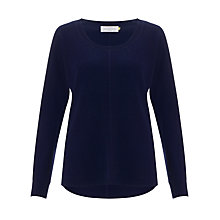 Buy Collection WEEKEND by John Lewis Cashmere Swing Sweater Top Online at johnlewis.com