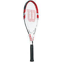 Buy Wilson Federer 110 Tennis Racket Online at johnlewis.com