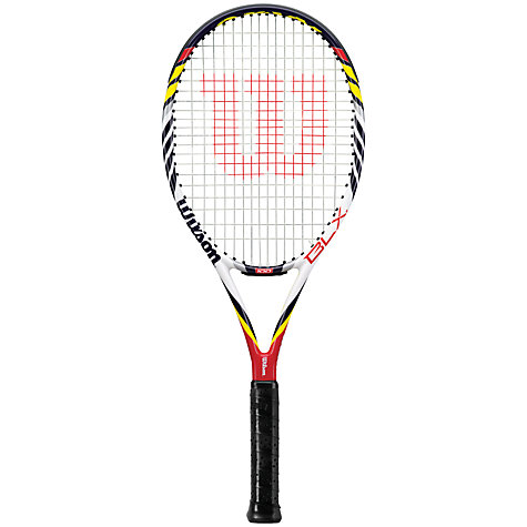 Buy Wilson Envy 100 Tennis Racket Online at johnlewis.com