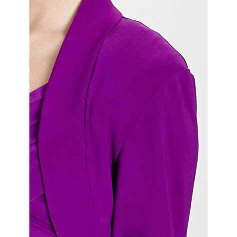 Buy Gina Bacconi Jersey Bolero Online at johnlewis.com