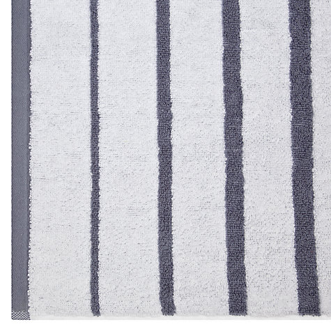 Buy John Lewis Coastal Engineered Stripe Towels Online at johnlewis.com