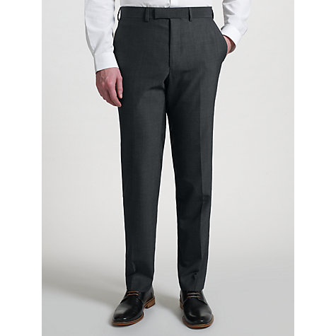 Buy Kin by John Lewis Slim Fit Stamford Tonic Suit Trousers, Slate Online at johnlewis.com