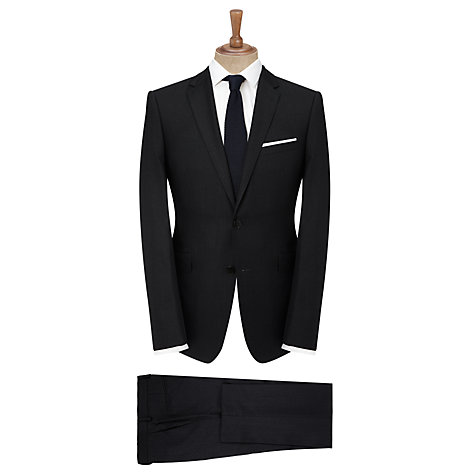 Buy Kin by John Lewis Flint Milled Suit Trousers, Charcoal Online at johnlewis.com