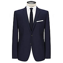 Buy Kin by John Lewis Stamford Tonic Slim Fit Suit Jacket, Midnight Blue Online at johnlewis.com