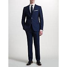 Shop the Look - Blue Tonic Suit