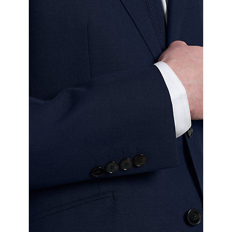 Buy Kin by John Lewis Stamford Tonic Suit Jacket, Midnight Blue Online at johnlewis.com