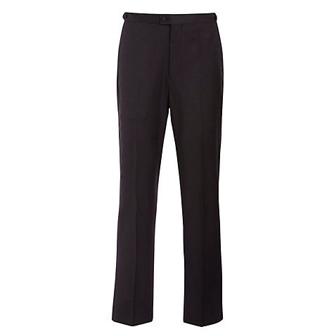 Buy John Lewis Dress Trousers, Black Online at johnlewis.com