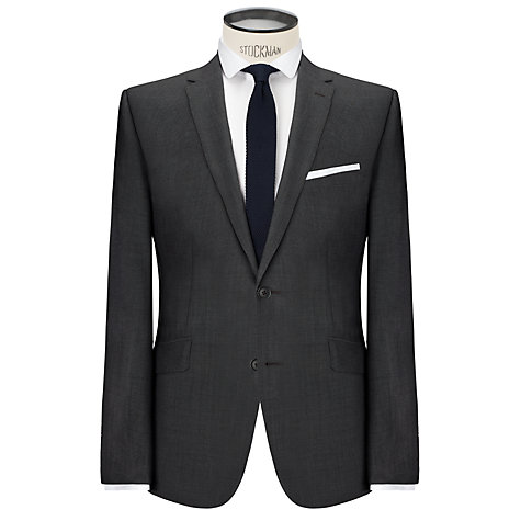 Buy Kin by John Lewis Slim Fit Stamford Tonic Suit Jacket, Slate Online at johnlewis.com