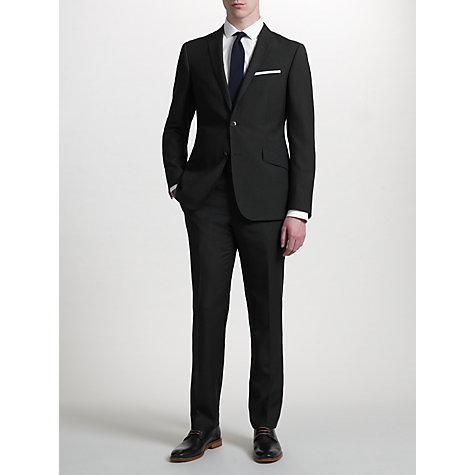 Buy Kin by John Lewis Merritt Pindot Suit Jacket, Black Online at johnlewis.com