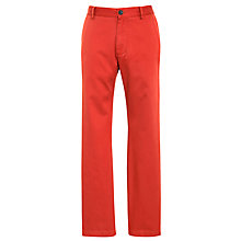 Buy Timberland Lynnwood Straight Leg Organic Cotton Chinos Online at johnlewis.com