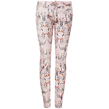 Buy Ted Baker Safari Printed Jeans, Shell Online at johnlewis.com