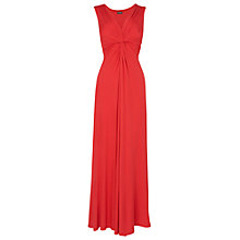 Buy Phase Eight Samantha Maxi Dress, Tomato Online at johnlewis.com