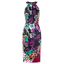 Buy Coast Gardenia Print Dress, Multi Online at johnlewis.com