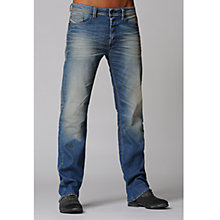Buy Diesel Larkee Regular Straight Jeans, 816L Online at johnlewis.com