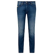 Buy Diesel 00C1X Darron Slim Tapered Jeans Online at johnlewis.com
