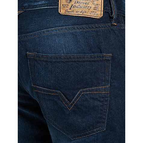 Buy Diesel Larkee Regular Straight Jeans Online at johnlewis.com