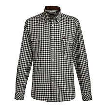 Buy Barbour Rockland Check Elbow Patch Shirt Online at johnlewis.com