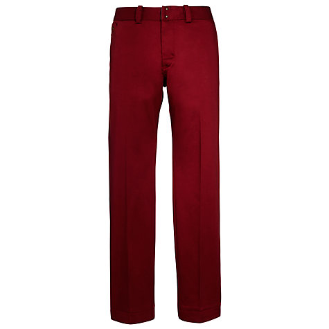 Buy Diesel Cotton Chinos Online at johnlewis.com