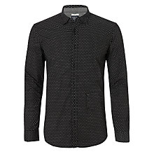 Buy Diesel Sarzana Spot Print Long Sleeve Shirt Online at johnlewis.com