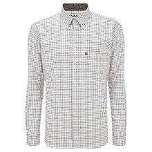 Buy Barbour Tendering Check Long Sleeve Shirt Online at johnlewis.com