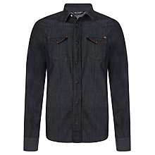Buy Diesel Sonora Long Sleeve Denim Shirt Online at johnlewis.com