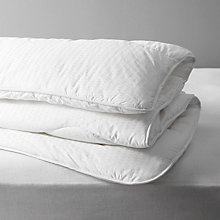 Buy John Lewis New Breathable Microfibre Duvet, 13.5 Tog Online at johnlewis.com