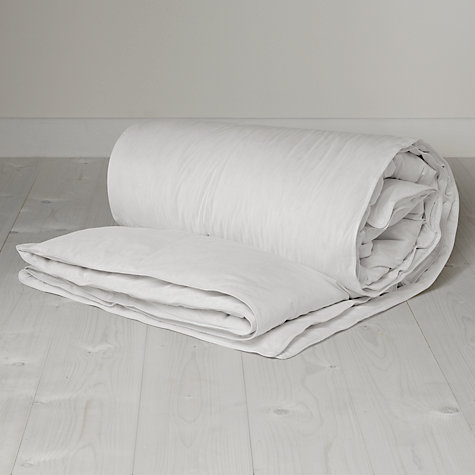 Buy John Lewis Duck Feather and Down Duvet, 13.5 Tog (9 + 4.5 Tog) All Seasons Online at johnlewis.com