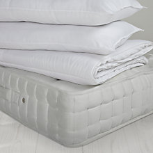 Buy John Lewis Super Sleep Duvet and Pillows Set, 10.5 Tog Online at johnlewis.com