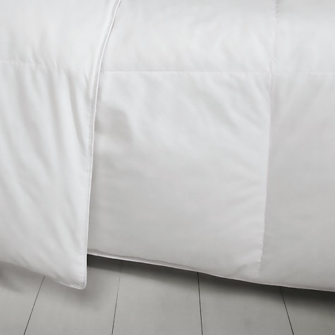 Buy John Lewis Duck Feather and Down Duvet, 10.5 Tog Online at johnlewis.com