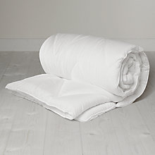 Buy John Lewis Ultimate Wash Duvet, 13.5 Tog (9 + 4.5 Tog) All Seasons Online at johnlewis.com