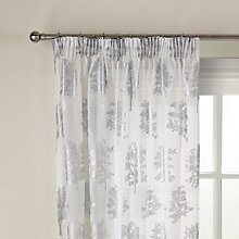 Buy John Lewis Oakley Trees Voile Panel Online at johnlewis.com